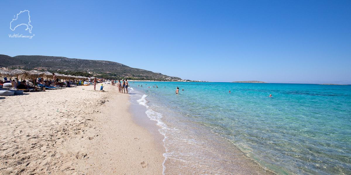 Παραλία Νησιά της Παναγίας Ελαφόνησος